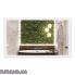 Дзеркало Qtap Mideya LED  прямокутне настінне 1000х600