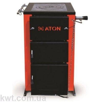 Твердотопливный котел ATON (Атон) TTK Combi 16 кВт
