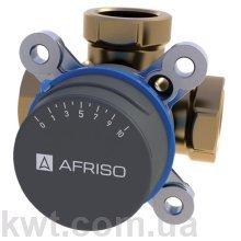 """3-ходовой смесительный клапан AFRISO ARV381 Rp 1/2"""" DN15 kvs 2,5"""
