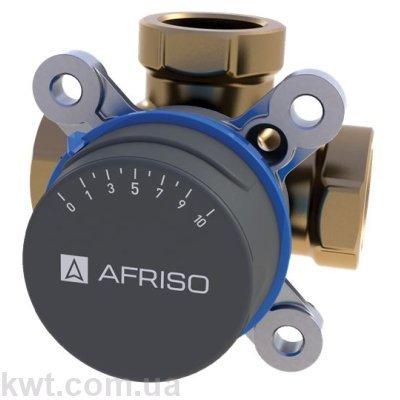 """3-ходовой смесительный клапан AFRISO ARV388 Rp 3/4"""" DN20 kvs 4"""