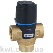 """Afriso (Афризо) ATM 333 Rp 3/4"""" DN20 35-60°С kvs 1,6 трехходовой термостатический клапан"""