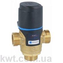 """Afriso (Афризо) ATM 343 G 3/4"""" DN15 35-60°С kvs 1,6 трехходовой термостатический клапан"""