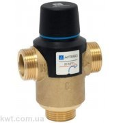 """Afriso (Афризо) ATM 881 G 1 1/4"""" DN25 20-43°С kvs 4,2 трехходовой термостатический клапан"""