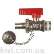 Afriso KFE кран никелированный