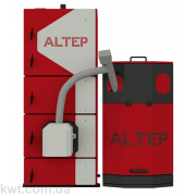 Котел Альтеп (Altep) Duo UNI Pellet 120 кВт