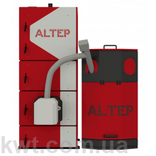 Котел Альтеп (Altep) Duo UNI Pellet 50 кВт
