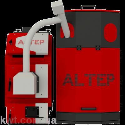 Котел Альтеп (Altep) TRIO UNI Pellet 14 кВт
