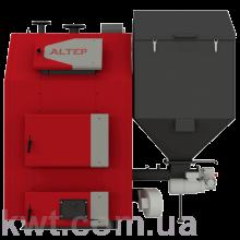 Котел Альтеп (Altep) TRIO Pellet 125 кВт