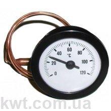 Термометр капиллярный Arthermo CP 05 (60 mm, 0/120 °С)