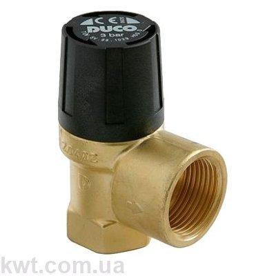 """DUCO K 1"""" 6 bar, предохранительный клапан"""
