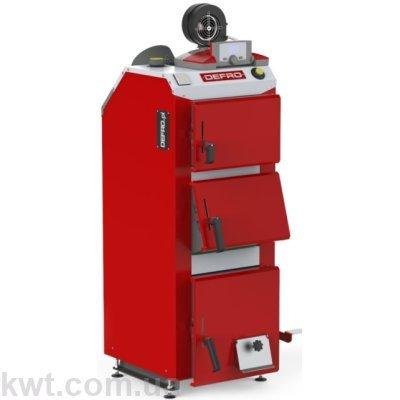 Котел твердотопливный Defro Optima Komfort Plus A 25 кВт