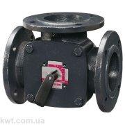 3-ходовой смесительный клапан ESBE F3 DN125 kvs 280