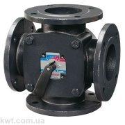 4-ходовой смесительный клапан ESBE F4 DN100 kvs 225