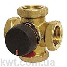 """4-ходовой бивалентный смесительный клапан ESBE VRB141 Rp 1 1/2"""" DN40 kvs 25"""