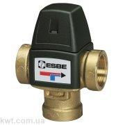 """Трехходовой термостатический клапан VTA321 G 1/2"""" DN15 35-60°С kvs 1,5"""