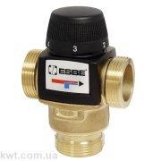 """Трехходовой термостатический клапан VTA572 G 1 1/4"""" DN25 30-70°С kvs 4,8"""