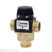"Трехходовой переключающий клапан VTD 582 G 1"" DN20 42-52°С kvs 2,8"