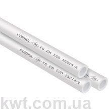 Полипропиленовая труба PPR 20x2,8 PN16 Formul