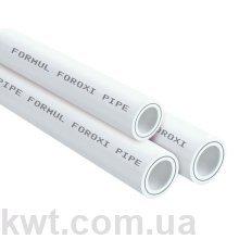 Труба PPR армированная алюминием 20x2,8 PN20 Formul