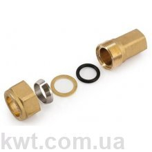 Обжимной ремонтный фитинг General Fittings 2100.02 ВР