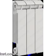 Global Iseo  алюминиевый радиатор