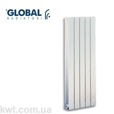 Global OSKAR 1800 вертикальный алюминиевый радиатор