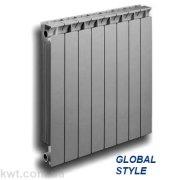 Global STYLE 350/80 биметаллический радиатор