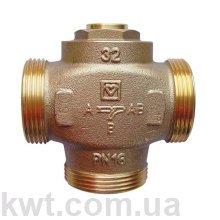 Трехходовой термосмесительный клапан HERZ Teplomix DN25 55°С