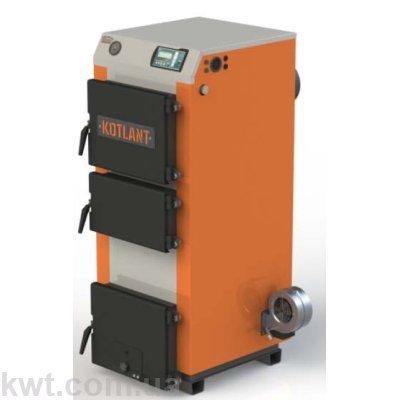 Котел Котлант КГ 19 кВт с автоматикой и вентилятором