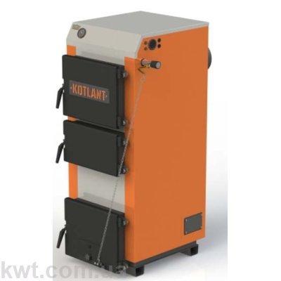 Котел Котлант КГ 18 кВт с регулятором тяги