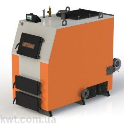 Котел твёрдотопливный Котлант КВ 300 кВт