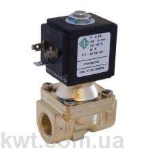 """Электромагнитный клапан G 1/2"""" 45 НЗ ODE S.r.l для жидкой среды 21H8KB120"""