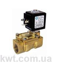 "Электромагнитный клапан G 1/2"" 70 НЗ ODE S.r.l для жидкой среды 21WA4KOB130"
