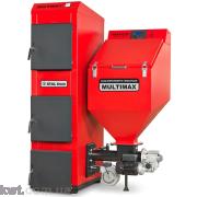 Котлы с автоматической подачей Rakoczy Multimax 32 кВт