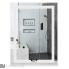 Дзеркало Qtap Mideya LED  прямокутне настінне 600х800 QT2078F937W (DC-F937)