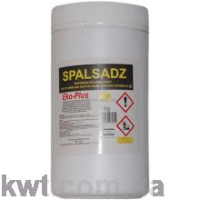 Средство для очистки котла и дымохода от сажи Spalsadz, 1 кг в банке