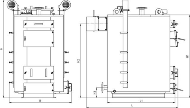 Теплообменная площадь программа расчета трубчатого теплообменника